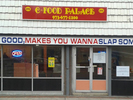 C Food Palace Logo