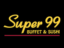Super 99 Buffet & Sushi Logo