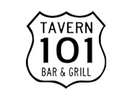 Tavern 101 Bar & Grill Logo
