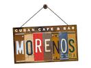 Moreno's Cuba Logo