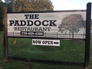The Paddock Restaurant Logo