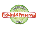 Pickled & Preserved Market and Deli Logo