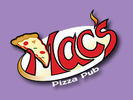 Mac's Pizza Pub Logo