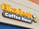 Elka Bee's Coffee Haus Logo