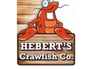 Hebert's Crawfish Co. Logo