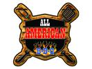 All American BBQ Logo