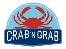 Crab 'N Grab Logo