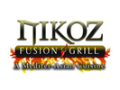 Nikoz Fusion Grill Logo