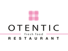 Otentic Fresh Food Restaurant Logo