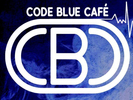 Code Blue Cafe Logo