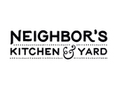 Neighbor's Kitchen and Yard Logo