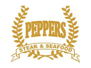 Peppers Steak and Seafood Logo