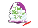 The Skinny Dip Frozen Yogurt Bar Logo