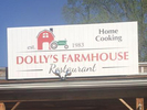 Dolly's Farmhouse Restaurant Logo