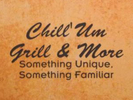 Chill'um Grill & More Logo