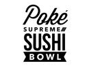 Poke Supreme Sushi Bowl Logo