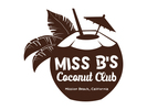 Miss B's Coconut Club Logo