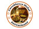 Casablanca Halal Restaurant Logo