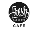 Fresh & Fabulous Cafe Logo