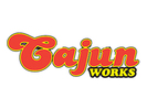 Cajun Works: The Real Cajun Deal Logo