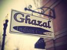 Ghazal Indian Cuisine Logo