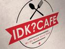 IDK? CAFE Logo