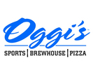 Oggi's Sports Brewhouse Pizza Logo