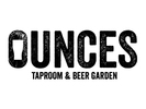 Ounces Taproom & Beer Garden Logo