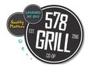578 Grill Logo