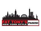 Fat Tony's NY Style Panini Logo