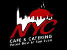 NYC Cafe & Catering Logo