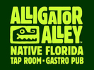 Alligator Alley Native Florida Tap Room & Gastro Pub Logo