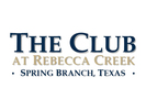 The Club at Rebecca Creek Logo