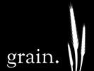 Grain. Logo