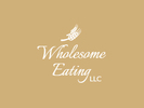 Wholesome Eating Bakery and Cafe Logo