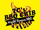 TC's World Famous Rib Crib Logo