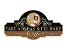 Take a Break & I'll Bake Cafe Logo