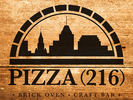 Pizza (216) Logo