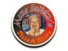 Mama DePalma's Pizza and Bistro Logo