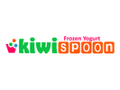 Kiwi Spoon Frozen Yogurt Logo