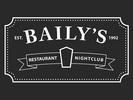 Baily's Restaurant Logo
