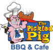 The Pickled Pig BBQ & Cafe Logo