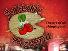 Artistic Pizzeria Logo