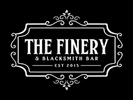 The Finery & Blacksmith Bar Logo