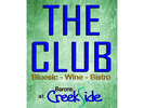The Club @ Barons CreekSide Logo