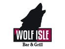 Wolf Isle Bar & Grill Logo