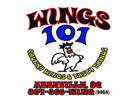 Wings 101 Logo