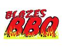 Blazes BBQ Logo