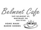Belmont Cafe Logo