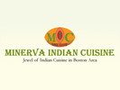 Minerva Indian Cuisine Logo